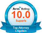 Voted as Clients' Choice 2012 Lemon Lawy Lawyer